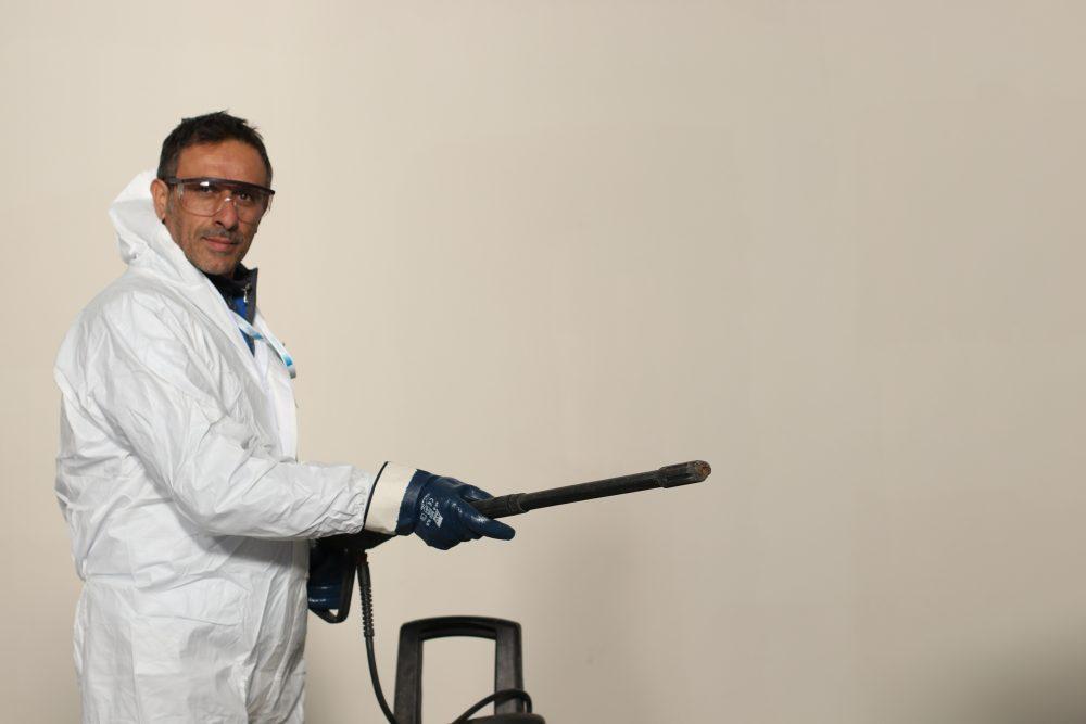 Cleaning civile ATLAS IFM