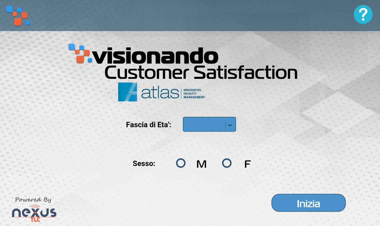 visionando Customer satisfaction